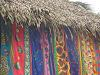 [Thumbnail: Embera skirts drying in a clothesline]