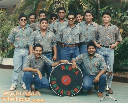 [Members of that murga in 1994]