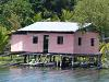 [Thumbnail: A small house at Bocas del Toro]
