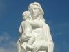 [Thumbnail: Statue of the Virgin Mary at Bajo Corral]