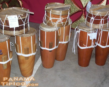 [Sets of drums that were signed up in the competition.]