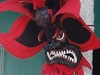 [Thumbnail: Devil's mask at Portobelo.]