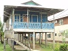 [Thumbnail: Example of Caribbean architecture at Bocas del Toro.]