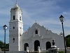 [Thumbnail: Front of the Basilica Minor of St. James the Apostle at Nata, Panama.]