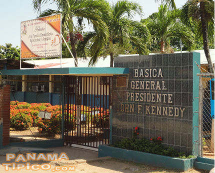 [Another school located in the town is the Elementary and Middle School, named after U.S. President John F. Kennedy.]