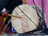 [Thumbnail: Drum from Cocle, Panama.]