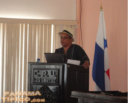 [Several speakers presented research related to our Panamanian cumbia.]