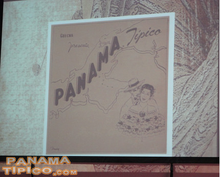 [Old records were an important part of the discussion about cumbia in Panama.]