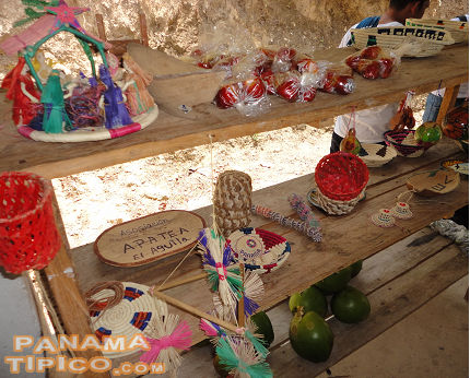 [Local handicrafts of different types are available in the town.]