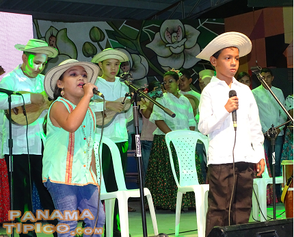 [The academy is a key player in the preservation of traditions among the children of Guarare and sorrounding areas.]
