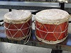 [Thumbnail: Traditional drums from Cocle province, in Panama.]